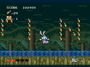 Tiny Toon Adventures - Buster's Hidden Treasure (USA)007