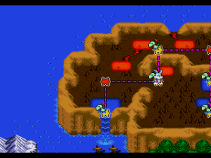 Tiny Toon Adventures - Buster's Hidden Treasure (USA)014
