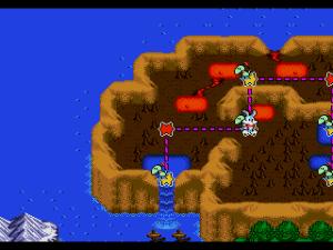Tiny Toon Adventures - Buster's Hidden Treasure (USA)014