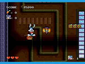 Tiny Toon Adventures - Buster's Hidden Treasure (USA)031