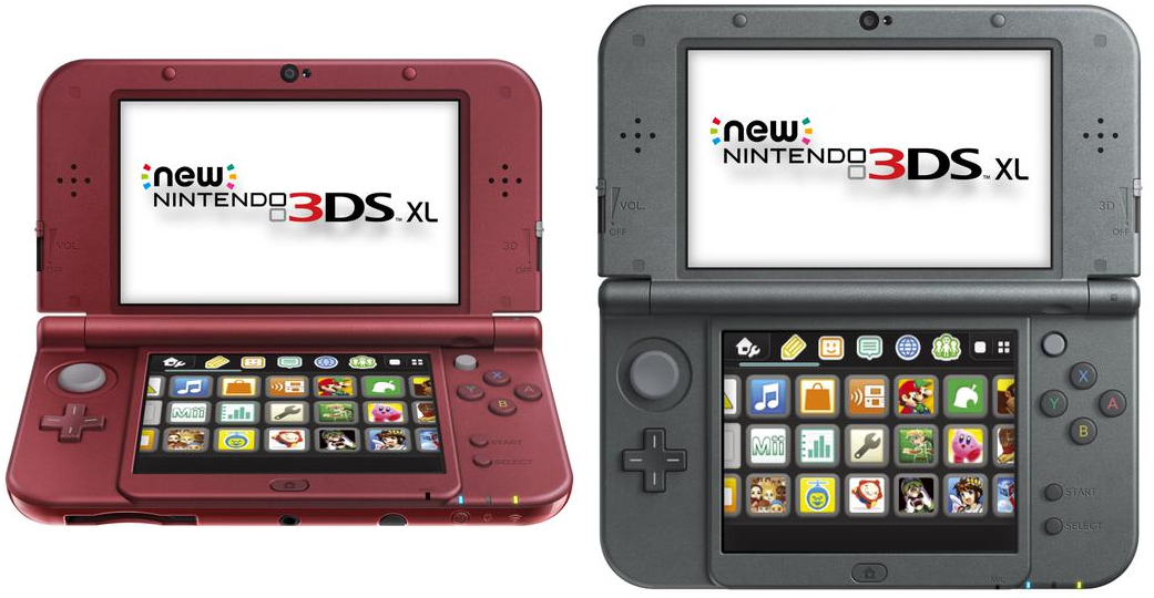 hardware review the new nintendo 3ds xl. Black Bedroom Furniture Sets. Home Design Ideas