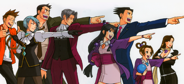 Interview Tatsuro Iwamoto Ace Attorney Art Director Gaming Moe