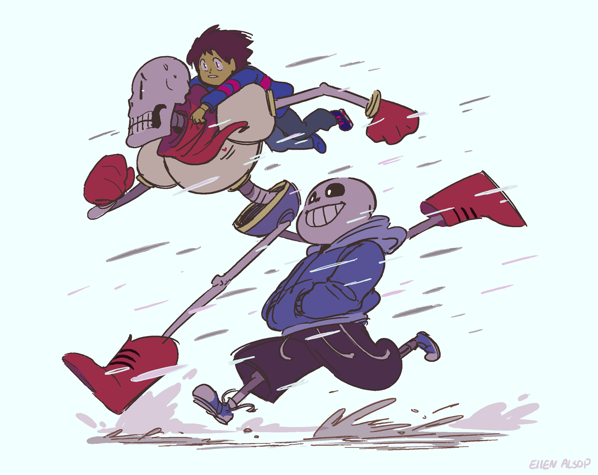 This Is The Post About Undertale Feel Free To Visit It Anytime Gaming Moe