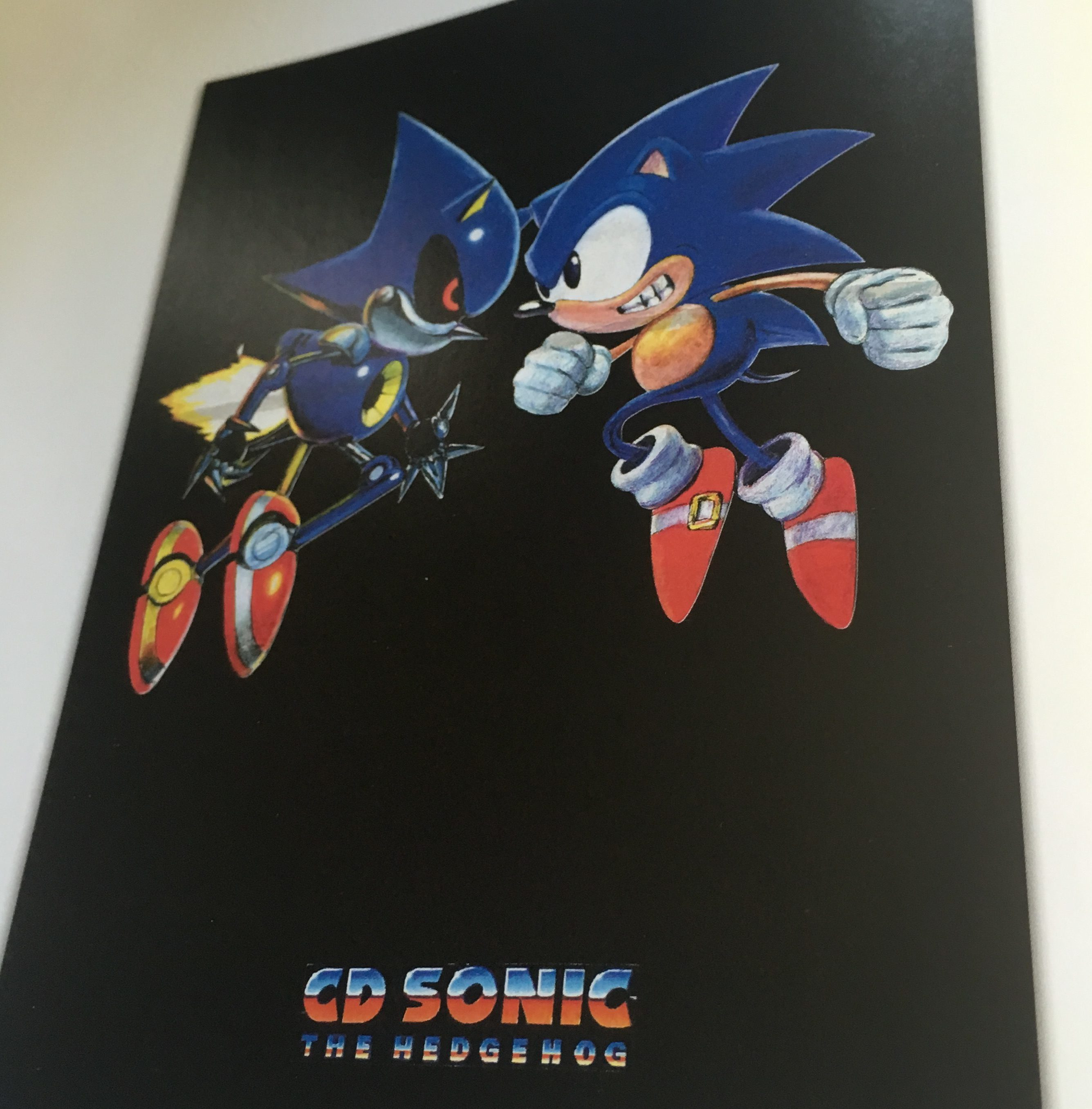 Artbook Review Sonic The Hedgehog 1991 2016 By Cook And Becker Gaming Moe