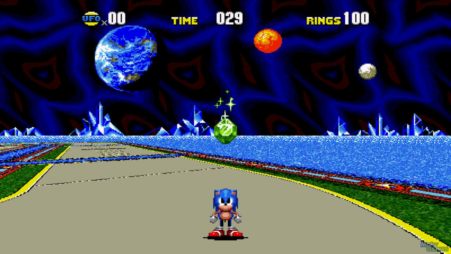 Every Classic Sonic Special Stage Reviewed Gaming Moe